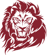 Logo of a lion