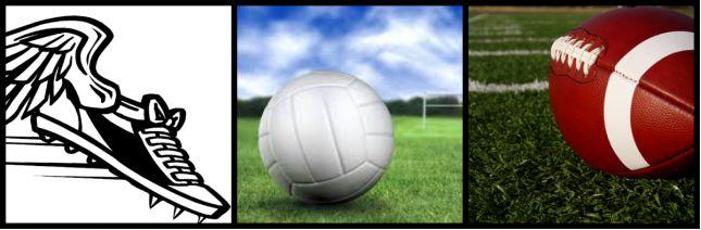 Fall Sport Logo